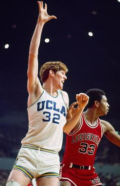 df24d23bcf5 Bill Walton - 75 Greatest Players in NCAA Tournament History Basketball  History