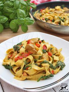 Healthy Breakfast Recipes, Penne, Pasta Salad, Smoothie, Easy Meals, Drink, Ethnic Recipes, Crab Pasta Salad, Beverage