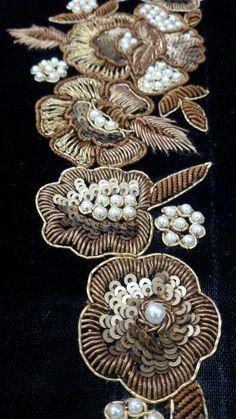 Details #embellished #embroidery