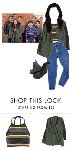 """""""Freaks and Geeks- Lindsay Weir"""" by perfectjackbgg ❤ liked on Polyvore featuring Motel, PèPè, freaksandgeeks and lindsayweir"""