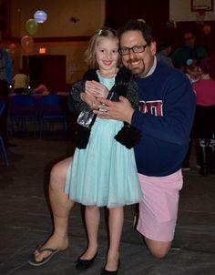 #fatherdaughterdance #80's