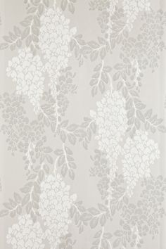 Wisteria BP 2201 - Wallpaper Patterns - Farrow & Ball  I would want to see samples before deciding on colorway