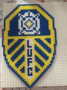 Leeds United Hama Badge