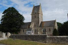 Angoville au Plain commune in the Manche department in the Basse-Normandie region of France