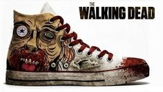 The Walking Dead shoes!! where to get?