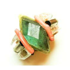 Brehan Todd- Volcano Cuff Bracelet