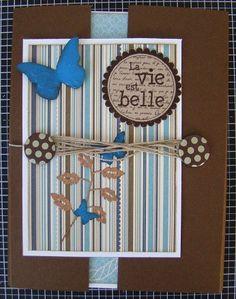 """Mini album """"La vie est belle"""" + d'infos et de photos sur mon blog"""