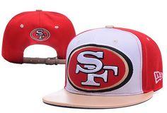 NFL San Francisco 49ers Snapbacks Adjustable Hats Caps