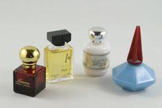 1980's Vintage Miniature Perfumes in Box Vintage Cacharel Parfum LouLou Anais Anais Ralph Lauren Guy Laroche Fidji Paris Vintage Parfum Mini by ValueVintagedotca on Etsy
