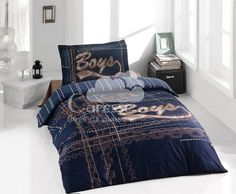 DOUBLE & KING SIZE DUVET COVER SET