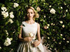 Сэм Ромбергер в фотосессии Flower Girl (Интернет-журнал ETODAY)