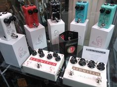 @RedWitchPedals now in stock! Innovative designs and boutique tones all the way from New Zealand. Come and play...