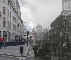 past/present London
