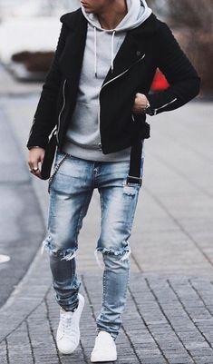 821 mejores imágenes de Moda masculina urbana en 2019  b7285eaf51f