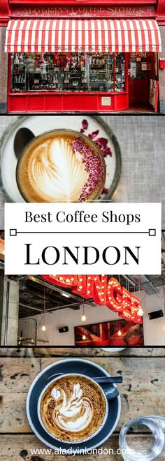 The best coffee shops in London, from east to west and everywhere in between. #london #coffee