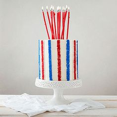5 Ways to Make Red, White, and Blue Desserts