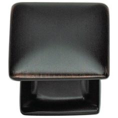 Alcott Square Knob Finish Venetian Bronze *** Details can be found by clicking on the image.