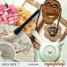 Asia mix 7 #CUdigitals cudigitals.comcu commercialdigitalscrapscrapbookgraphics #digiscrap