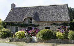 Maison longère bretonne