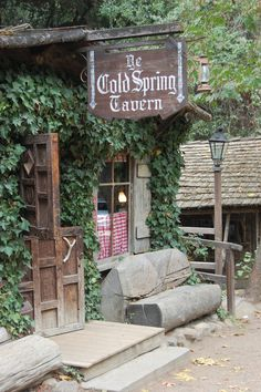 Cold Spring Tavern, Santa Barbara, CA.  Such a cool spot!  Awesome chili.
