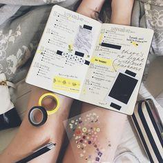Bullet journal inspiration : Photo