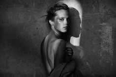 Alicia Vikander by Peter Lindbergh