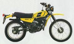 1978 Yamaha DT 125E