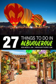 Wondering what to do in Albuquerque New Mexico? This travel guide will show you the top attractions best activities places to visit & fun things to do in Albuquerque NM. Start planning your itinerary and bucket list now! New Mexico Road Trip, Travel New Mexico, Road Trip Usa, Arizona Travel, New Mexico Vacation, Tennessee Vacation, Arizona Usa, Tulum Mexico, Roswell