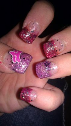Next time I get nails on, I wanna do this(: