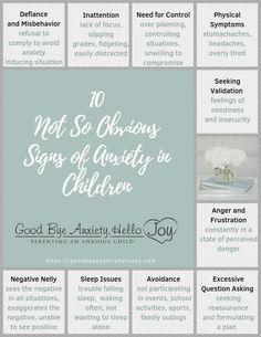 Too often child anxiety is overlooked at home and in the classroom. Do you notice any of these signs of anxiety in children? If so, there are many options for anxiety management in children who struggle with anxiety at home and at school. Signs Of Anxiety, Anxiety Tips, Deal With Anxiety, Social Anxiety, Anxiety Help, Health Anxiety, Signs Of Depression
