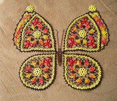 """""""Tatted butterflies"""" from Adelheid Dangela"""