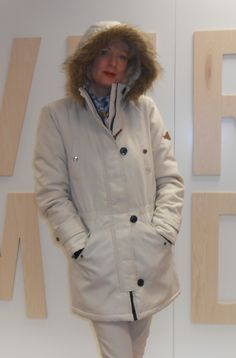 Vero Moda Parka Jacket with hood €49.95.