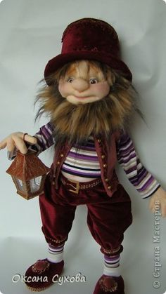 куклы в одежде гнома - Поиск в Google