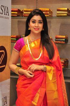 Shriya Saran at the launch Zasya Boutique at Jubilee Hills. #Tollywood #Kollywood #Bollywood #Fashion #Style #Beauty