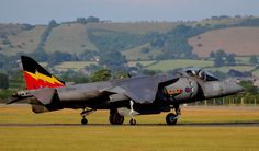 Harrier GR9 - RNAS Yeovilton