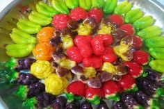 I LOVE these thai desserts! Look Choob, I will make you someday!!