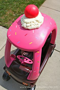 Ok so abby may need this one too! She has a minnie but the cupcake...oh its so cute!