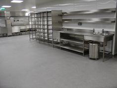 A Quick Guide to Choosing Commercial Kitchen Floors Epoxy Resin Flooring, Epoxy Grout, Epoxy Floor, Vinyl Flooring, Commercial Flooring, Commercial Kitchen, Vinyl Floor Cleaners, Installing Tile Floor, Kitchen Floors