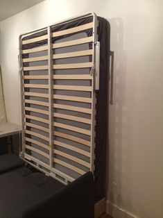 Save Space and Money With This DIY Murphy Bed
