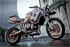 Custom Triumph Tiger 800xc 4 - Dromedarii - by Icon 1000 and Triumph
