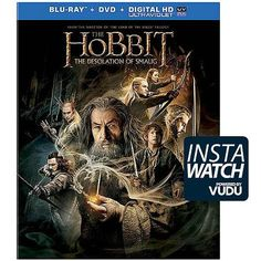 The Hobbit: The Desolation Of Smaug (Blu-ray   DVD   Digital HD) (Widescreen)