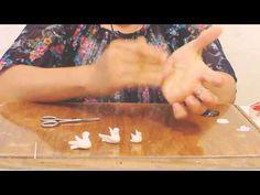 Palomitas en porcelana fría - YouTube