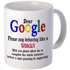 mug design ideas mug designs on design furniture with 1500x1140 dear google mug - Cup Design Ideas