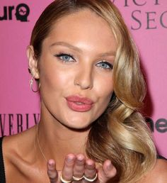 Victoria's Secret Angel Candice Swanepoel: How to stay healthy and fit