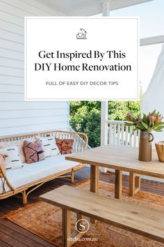 Clever DIY Home Decor Ideas For Your Home Take a tour of this DIY home renovation full of handy DIZY tips and tricks. Tap the image to take a look. diy home decor - diy home improvement - diy home decor on a budget - trash to terracotta - diy home projects - diy home repair - diy home decor easy - diy home renovations - diy home decor for apartments - diy home decor ideas House Design, Diy Home Decor Easy, Diy Home Repair, Diy Home Improvement, Diy Apartments, Home Decor, Home Renovation, Home Buying, Easy Diy Decor
