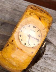 bakelite watch