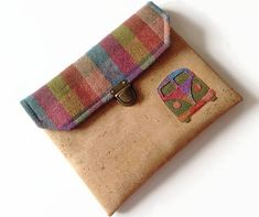 Cork Ipad Case Irish Wool Ipad Sleeve Handmade Tablet Cover