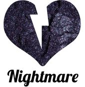 Nightmare is a dark chilling grape purple Besides eyeshadow this product is encouraged to be used as: eyeliner and nail polish. Y...