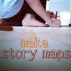 mamascout: make story maps (and a book review)