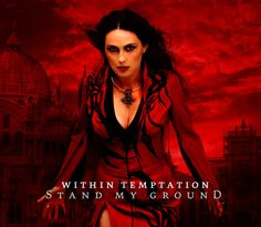 This fashion designer turned singer designs all the clothes for her band Within Temptation.